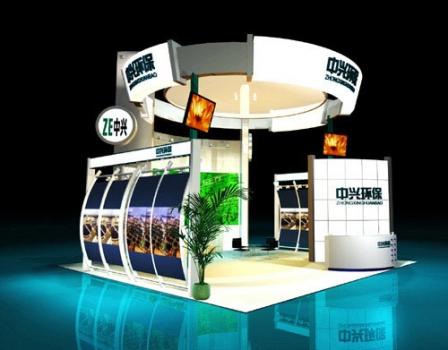 展台跟帖营展台展厅设计 展览展示设计 灯光音响租赁 展台搭建 展馆
