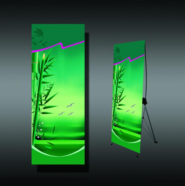 商用X展架图片素材 软件 模型下载 展览展示设计 灯光音响租赁 展台搭